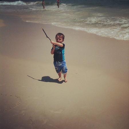 Travelin' to Bama- Part 10- The beach again
