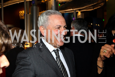 Morocco Amb. Aziz Mekouar. Arabia 3D Screening. Photo by Tony Powell. Museum of Natural History. March 1, 2011