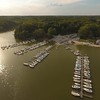 Yacht Club/North Area Drone photo.