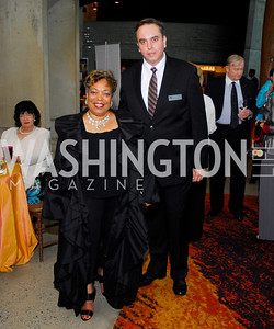 Desire Urquhart,Joseph Salasovich,Arena's 2011/2012  Season Opening Celebration,September 15,2011.Kyle Samperton