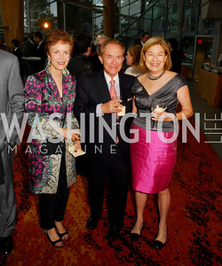 Susan Auger,Richard Bobson,Anne Paine West,,Arena's 2011/2012  Season Opening Celebration,September 15,2011.Kyle Samperton
