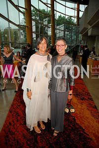 DD Eisenberg,Susan Clampitt,Arena's 2011/2012  Season Opening Celebration,September 15,2011.Kyle Samperton