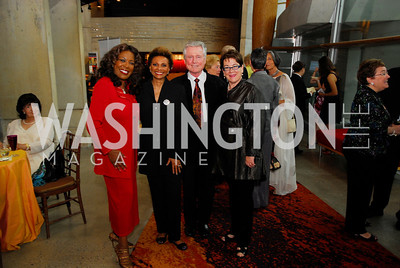 J.C.Hayward,Leslie Uggams,Graham Pratt,Molly Smith,Arena's 2011/2012  Season Opening Celebration,September 15,2011.Kyle Samperton