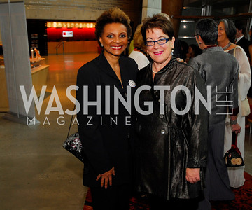 Leslie Uggams,Molly Smith,Arena's 2011/2012  Season Opening Celebration,September 15,2011.Kyle Samperton