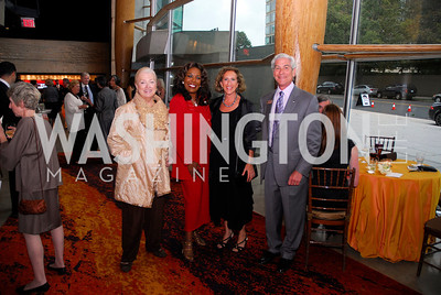 Nancy Low,J.C.Hayward,Peggy Shifrin,David Shifrin,Arena's 2011/2012  Season Opening Celebration,September 15,2011.Kyle Samperton