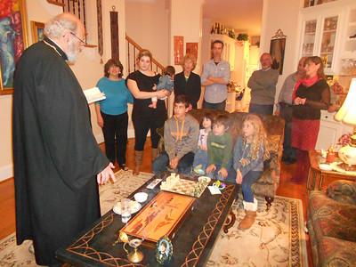 Armenian Church of Atlanta, GA, November 17, 2013