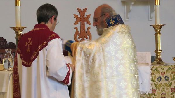 Armenian Church of Southwest Florida Concludes Winter Season, March 2013