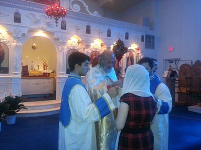 Armenian Church of Jacksonville, FL, May 12, 2013