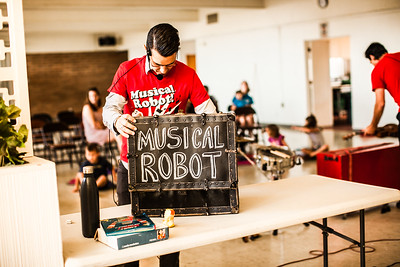 Musical Robot-Library ProgramR-5