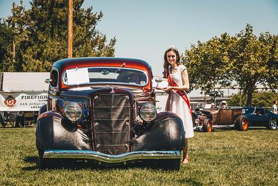 Cherry Festival car show-5