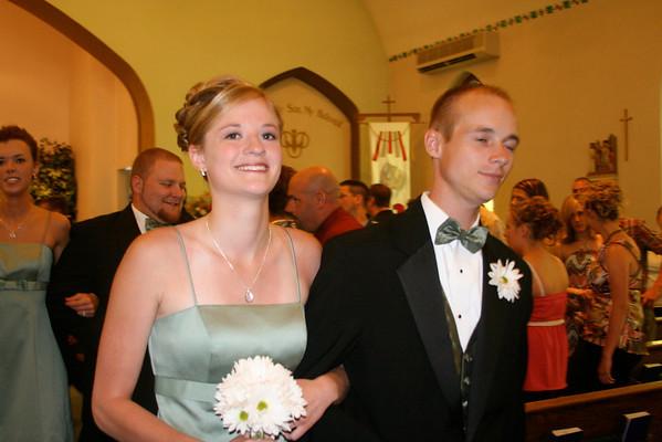 Ashely Bergeson Wedding 2007