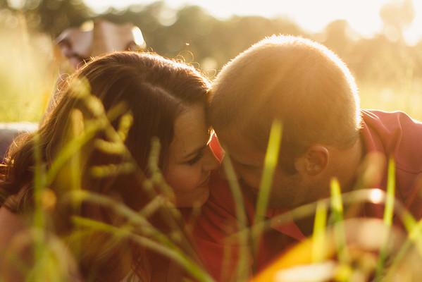 Ashley & Kyle. Engaged
