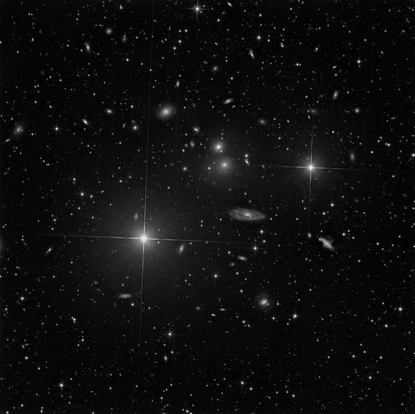 Abell 1060, 14.5 hrs luminance