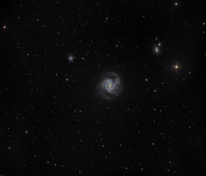 M83 and supernova