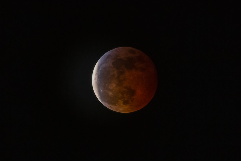The End of the Eclipse