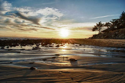 Rincon beach, CA