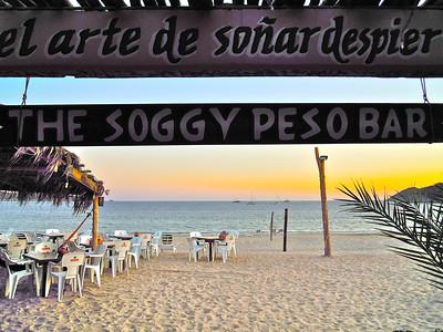 The Soggy Peso, San Carlos, Mexico
