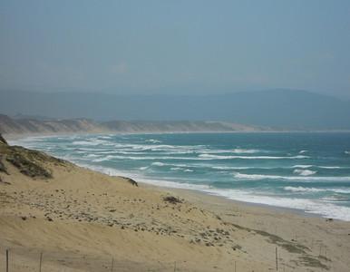 Marina Beach near Monterey, CA