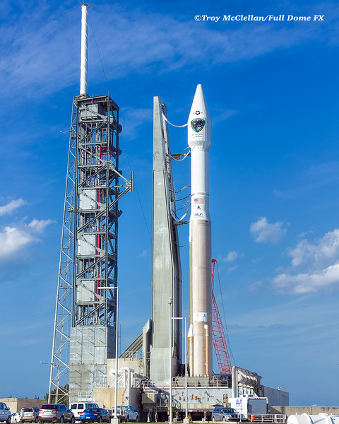 ULA Atlas V GPS 2-F11 on Pad 41