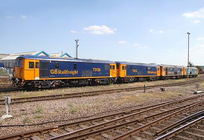73136 Eastleigh 27/08/13