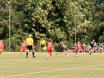 Aug. 25-26 - Hailey Soccer in Asheville, NC