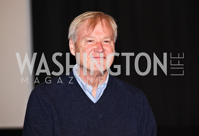 """Chris Matthews. """"Soundtrack for a Revolution"""" Screening. Photo by Tony Powell. Avalon Theater. March 13, 2011"""