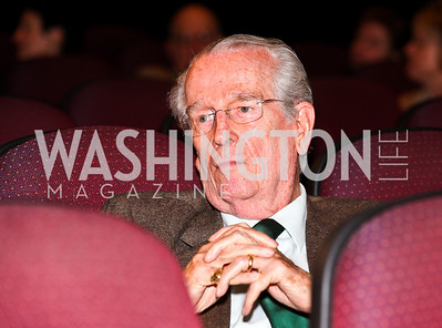 """Bill McSweeney. """"Soundtrack for a Revolution"""" Screening. Photo by Tony Powell. Avalon Theater. March 13, 2011"""