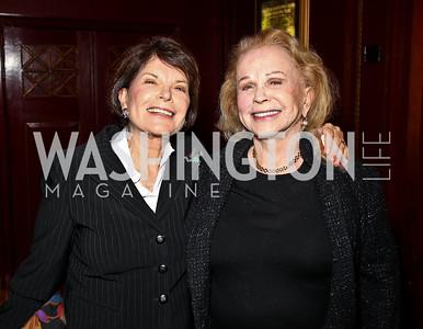 """Naomi Rosenblatt, Mary Margaret Valenti. """"Soundtrack for a Revolution"""" Screening. Photo by Tony Powell. Avalon Theater. March 13, 2011"""