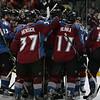 New York Islanders v Colorado Avalanche