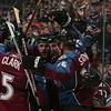 San Jose Sharks v Colorado Avalanche