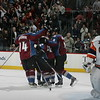 New York Islanders v Colorado Avalanche