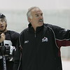 Colorado Avalanche Training Camp