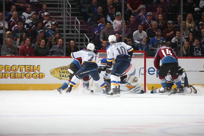 St Louis Blues v Colorado Avalanche