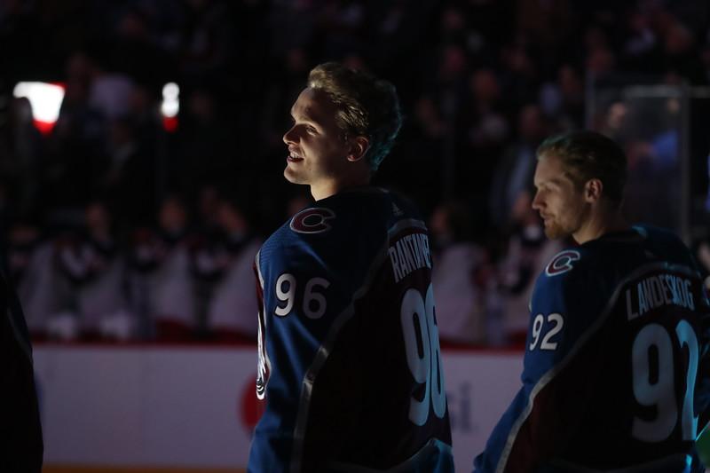 Columbus Blue Jackets v Colorado Avalanche
