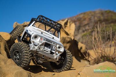 Axial SCX10 Jeep Wrangler G6