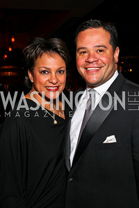 Debi and Ernie Jarvis. BET Honors After Party. Photo by Tony Powell. Cities. January 15, 2011