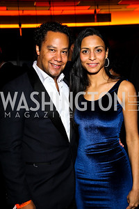 David Sutphen, Tina D'Souza. BET Honors After Party. Photo by Tony Powell. Cities. January 15, 2011