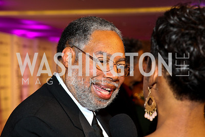 Lonnie Bunch. BET Honors Red Carpet. Photo by Tony Powell. January 15, 2011