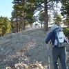 Shin-san on the Bear Canyon Trail