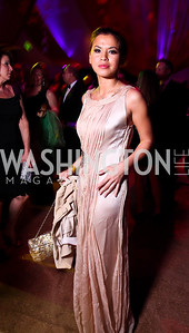 Athena Romaine. Photo by Tony Powell. Ball on the Mall. May 7, 2011