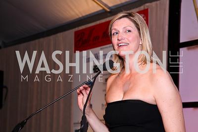 Caroline Cunningham. Photo by Tony Powell. Ball on the Mall. May 7, 2011