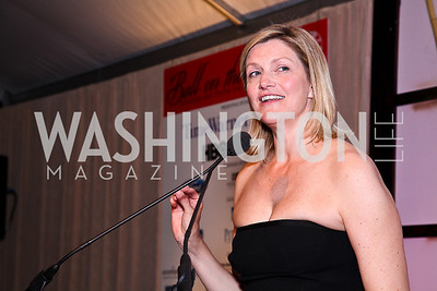Caroline Cunningham. Photo by Tony Powell. Ball on the Mall. May 7, 2011