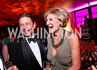Chip and Sally Akridge. Photo by Tony Powell. Ball on the Mall. May 7, 2011