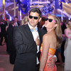 Justin Sigman, Amanda Pittarelli.  The annual Ball on the Mall.  Photo by Ben Droz