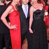 Keri Ann Meslar, Tommy McFly, Katy Nelson. The annual Ball on the Mall.  Photo by Ben Droz