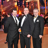 Brendan Kownacki, Chris Brown, Bob Madigan.  The annual Ball on the Mall.  Photo by Ben Droz