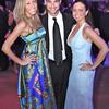 Sarah Valerio, Daniel Kramer, Rachel Williams. The annual Ball on the Mall.  Photo by Ben Droz