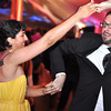 Dale Rainville swings with Neda Semnani.   The annual Ball on the Mall.  Photo by Ben Droz