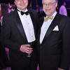 Chris Brown, Bob Madigan.  The annual Ball on the Mall.  Photo by Ben Droz