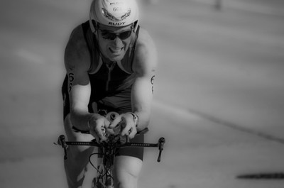 2013 USA Triathlon Championships. Bicycle leg, 40k. Taken on Lake Dr. St Francis Wisconsin